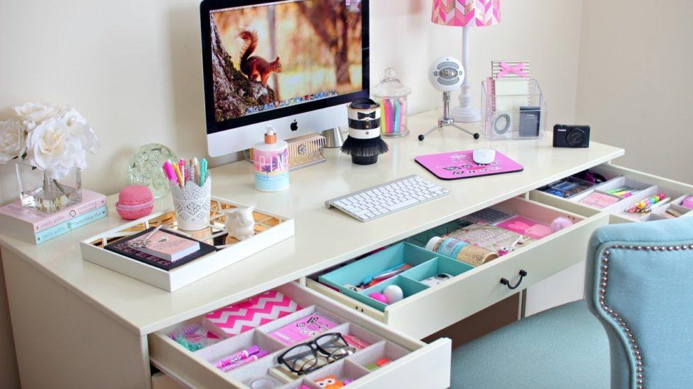 come organizzare scrivania