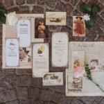 mood carta di giornale matrimonio