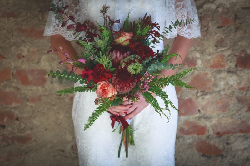 Bouquet sposa Vercelli