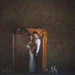 Allestimento più bello matrimonio