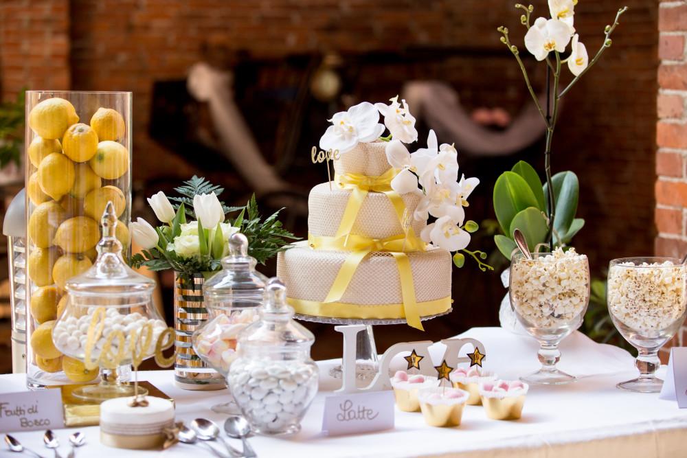 Matrimonio Tema Limoni : Matrimonio in giallo decorazioni e dettagli