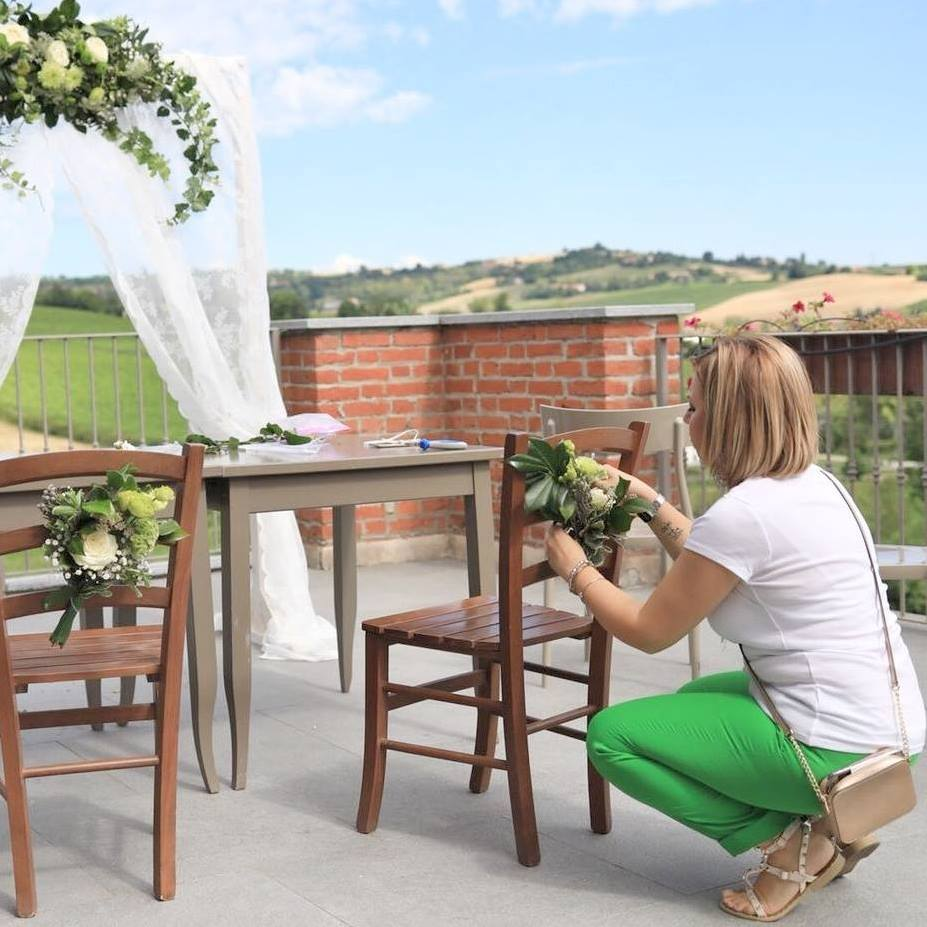 wedding planner novara