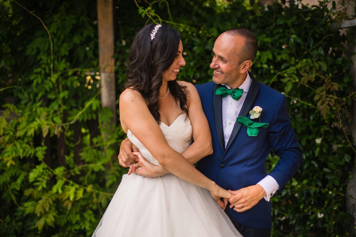 [Real Wedding] Un romantico matrimonio a Novara a tema giochi del passato