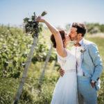 Matrimonio vintage Monferrato