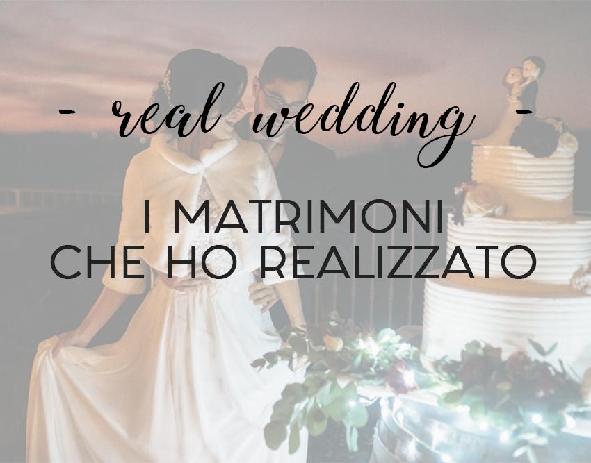 I matrimoni di sposami oggi